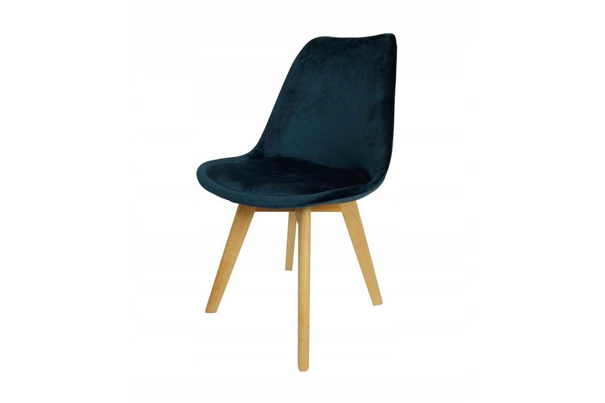 Krzesło KM08 Granat