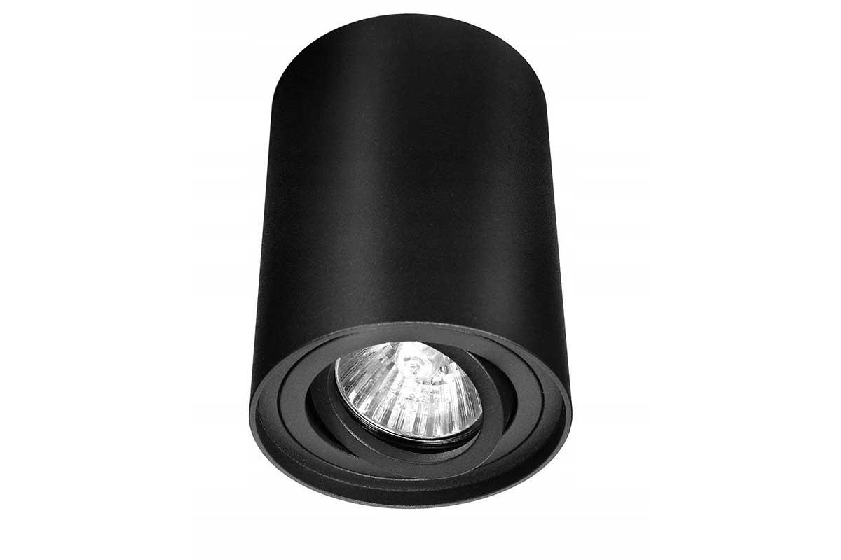 Tuba Gu10 czarna