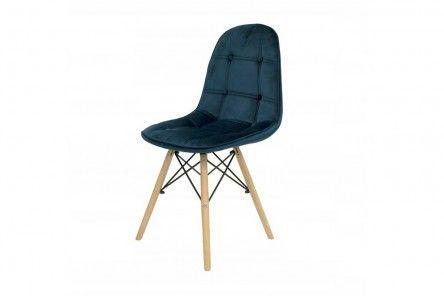 Krzesło KM01 Granat