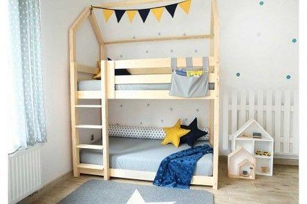 Łóżko domek piętrowe