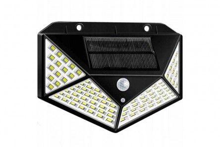 Lampa solarna, naświetlacz LED