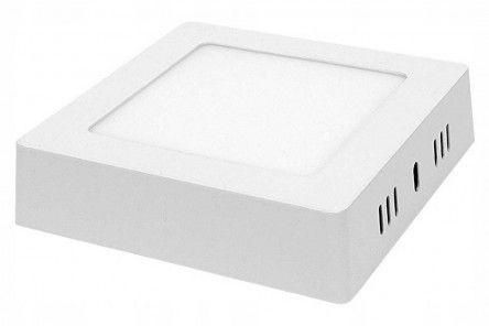 Panel LED natynkowy kwadrat 6W